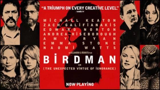 三島由紀夫インスパイア映画「バードマン あるいは(無知がもたらす予期せぬ奇跡)」