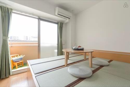 四条烏丸近く1Kマンション | Airbnb