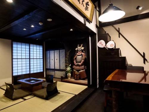 Kyoto Toji Samurai Machiya | Airbnb