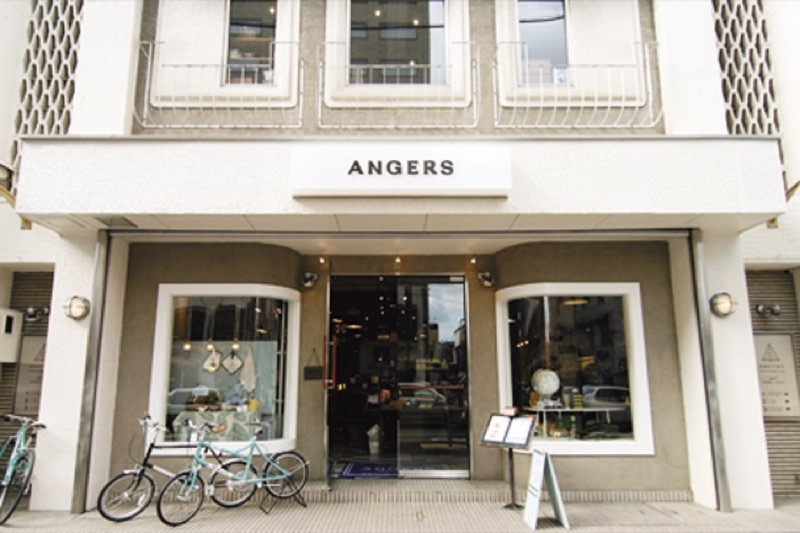 ANGERS(アンジェ) 河原町店