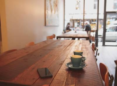 カフェのギフトカードサービス