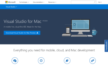 Visual Studio for MacでiOS+Androidアプリをサクツクする